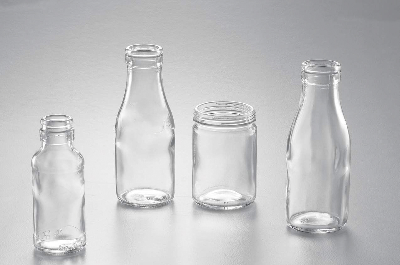 The Forming Methods of Glass Bottles Containers